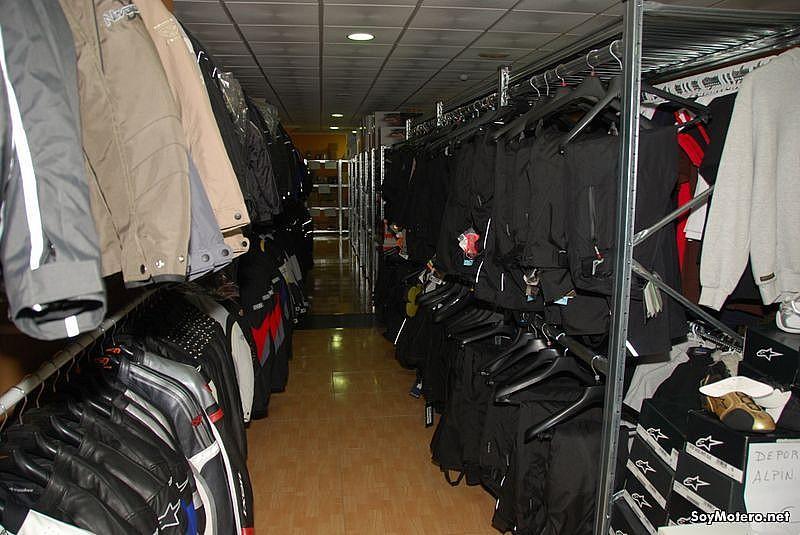 fb3102b40bc Outlet Moto Madrid - Chaquetas