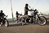 900 € de equipamiento en las Triumph Bonneville yNewchurch