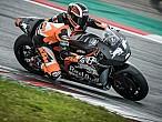 KTM RC16: una moto, cuatroprobadores