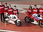 Honda promociona a sus pilotos de la Copa con el TeamImpala