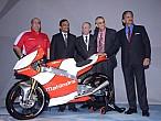 Mahindra presenta la MGP30 de Moto3