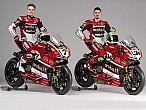 Ducati presenta su equipo para el Mundial SBK 2016