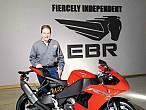 """EBR y Erik Buell, los """"walking dead"""" de la industriamotociclista"""