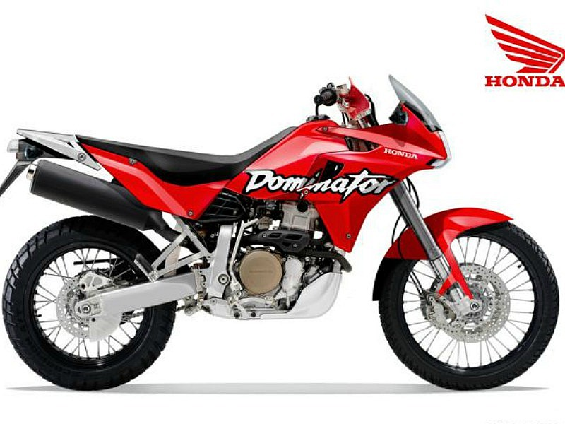 honda dominator la pr xima en llegar motos honda motos trail. Black Bedroom Furniture Sets. Home Design Ideas