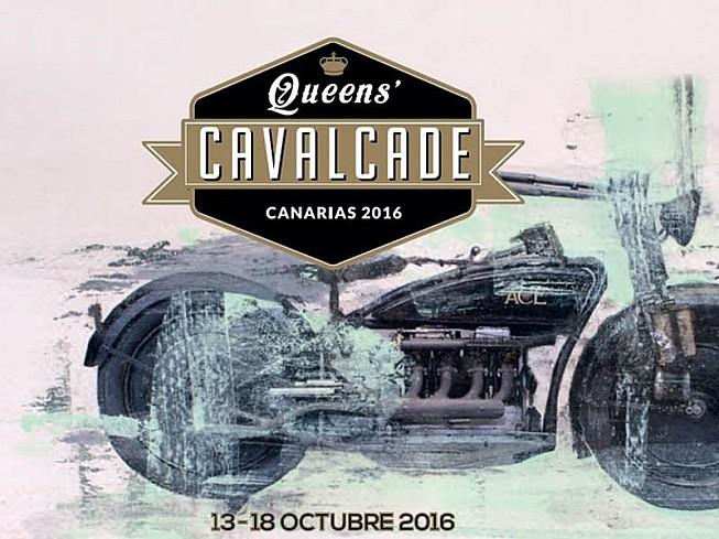 Queens' Cavalcade - Moto Turismo en Canarias