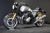 Honda Concept CB Type II: ahora con estética CafeRacer