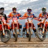 KTM Enduro Team 2016.