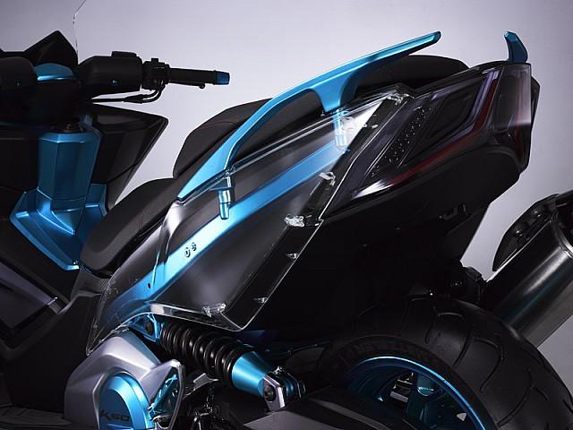 prepara kymco un anti tmax motos kymco scooter 125. Black Bedroom Furniture Sets. Home Design Ideas