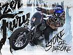 Harley, hielo y stunt: ¿buenacombinación?