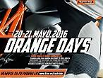 KTM Orange Days 2016: prueba los nuevos modelos de la marcaaustriaca
