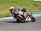 """Manuel González """"Manugasss"""" debuta en la Red Bull MotoGP Rookies Cup deJerez"""