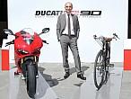 Ducati se prepara para su 90ºaniversario