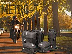 GIVI Metro-T: equipaje retro para tu caferacer