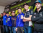 """MotoGP Le Mans 2016: """"Estamos mejorando poco a poco""""(Márquez)"""