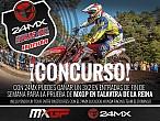 MXGP 2016 (Talavera): gana entradas con la tienda 24MX