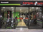 Nuevo concesionario Maquina Motors Kawasaki enBarcelona