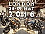 The Bike Shed London 2016: la acción custom se vive en Londres