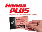 Honda Plus Options 2016: financiación sin intereses hasta 300 cc