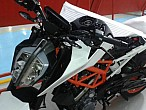 KTM 390 Duke 2017: fotos espía