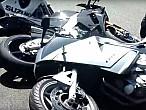 Un despistado tira una Honda RC213V-S de 188.000Euros