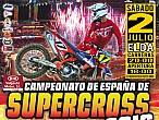 Pre Campeonato de España Supercross 2016: vuelve elespectáculo