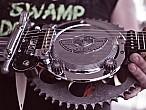 Hog-O-Caster: la guitarra Harley másauténtica