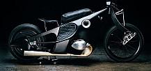 BMW Landspeeder Motorcycle: homenajecazarrécords