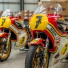 Las motos campeonas de Barry Sheene