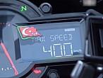 Kenan Sofuoglu alcanza los 400 km/h sobre una Kawasaki H2R