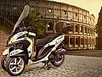 Zig Zag Scooter Sharing: Vacaciones en Roma con unTricity