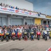 Sachsenring acogió el pasado World GP Bike Legends