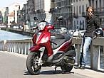 Nuevas Piaggio Beverly: Euro4 y ABS/ASR de serie en toda lagama