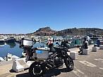 Viajando en moto a Cerdeña (II): Porto Torres – Capo diTesta