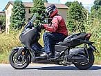 Yamaha XMAX 250 y XMAX 400 2017: primerasimágenes