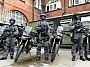 Motos para el nuevo grupo especial antiterroristabritánico