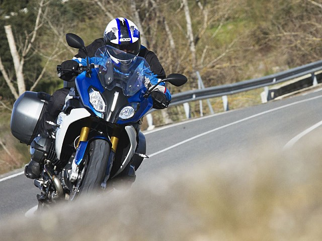 Prueba Bmw R1200rs 2016 Gentleman Rider Motos Bmw Motos Sport
