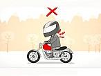 Montar en moto, tan exigente como realizar cualquier otrodeporte