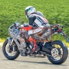 Fotos espía con la Ducati Supersport 2017