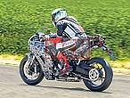 Ducati Supersport 2017: fotos espíacirculando