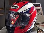 Arai homenajea los 30 años de la Honda NSR250 con un casco muyespecial
