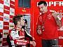 Bautista buscará el podio de Cheste en la que será la última carrera del mundial de 250cc
