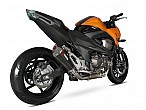Más potencia con Scorpion para la Kawasaki Z800e del A2