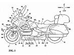 La Honda Goldwing 2017 podría venir cargada denovedades