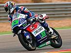 MotoGP Aragón 2016: Bastianini se lleva la pole en Moto3