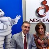 Michelin firma un acuerdo de colaboración con AESLEME
