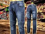 Pantalones Hevik Titán: estilo vaquero sobre dosruedas