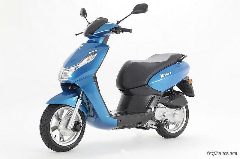 nuevo peugeot kisbee 50 4t 2010 motos scooter 125. Black Bedroom Furniture Sets. Home Design Ideas