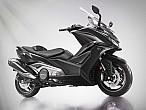 KYMCO AK 550 2017: revoluciónmaxiscooter