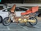 """¿El scooter más """"exótico"""" jamásvisto?"""