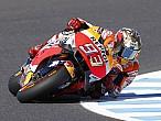 MotoGP Japón 2016: las caídas de Rossi y Lorenzo dan el título aMárquez